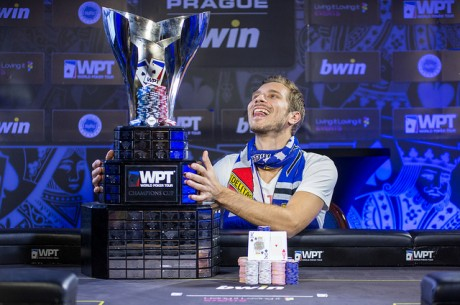 Julian Thomas vítězem 2013 bwin World Poker Tour Prague