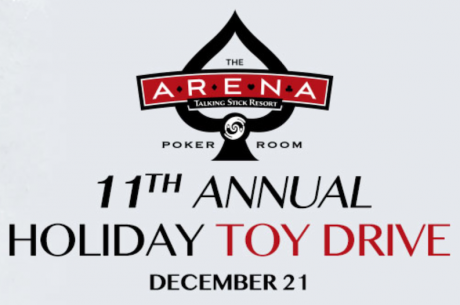 Toy Drive Tourney Gives Players Chance to Give… and Learn