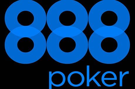 888 Poker вновь вырвался на вторую строчку рейтинга