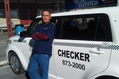 Las Vegaso istorijos tęsinys: pokerio profesionalas taksisistui atsidėkojo padovanodamas...