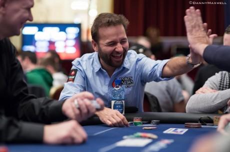 Geriausias iš geriausių - Danielis Negreanu išrinktas metų pokerio žaidėju keturiuose...