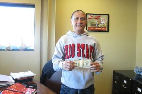 Taxista que devolveu os $300,000 recebeu $10 Mil de Recompensa