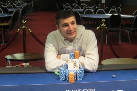 Marko Pantelić je Pobednik ME Zimskog Poker Festivala u Grand Casinu