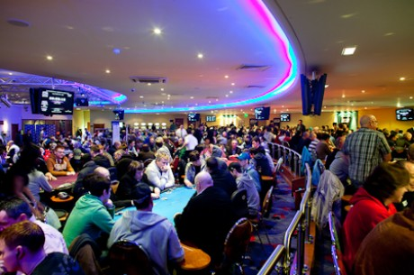£300-400k Prize Pool Expected at GPS Nottingham