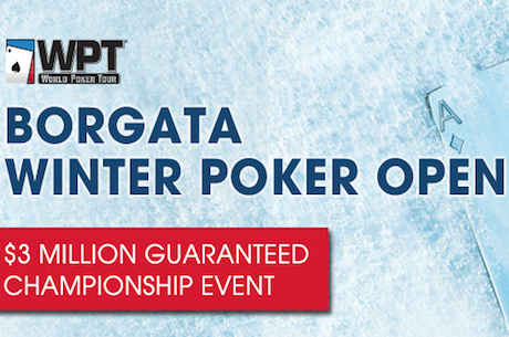 PokerNews to Cover 2014 Borgata Winter Poker Open