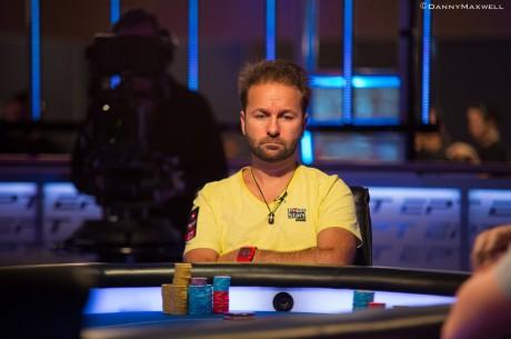Dar vienas titulas: Danielis Negreanu išrinktas geriausiu pastarojo dešimtmečio pokerio...