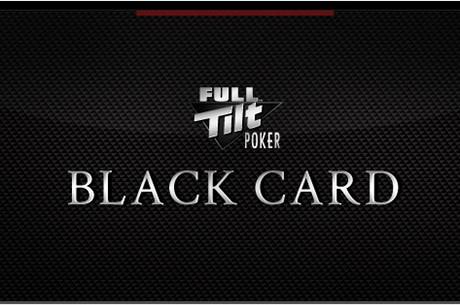 Full Tilt Poker представляет первую команду Black Card Pro