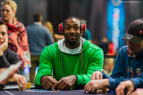 Former NBA Star Gilbert Arenas Playing High-Stakes Poker in the Bahamas