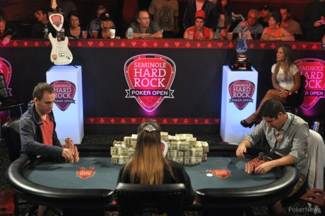 Seminole Hard Rock Poker Showdown Now a $5 Million Guaranteed w/ $3,500 Buy-in