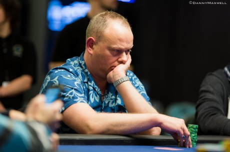 Paul Newey on Diving Straight into the Poker World, Improving, and More