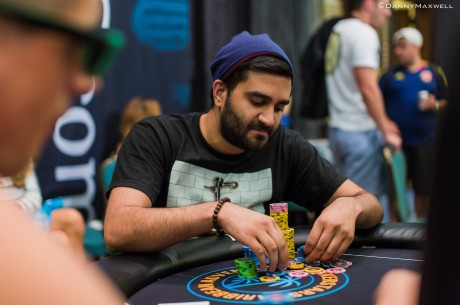 2014 PCA Main Event Day 1b: Shankar Pillai Finishes On Top