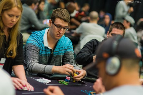 2014 PCA Main Event Day 2: Max Silver 6th in Chips