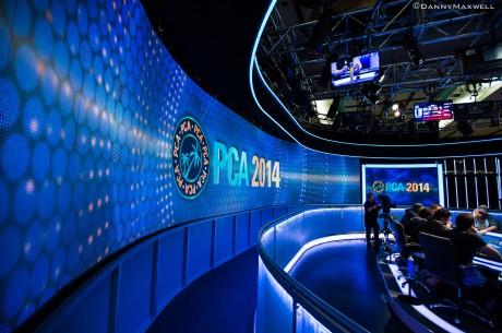 PCA Main Event - Dzień 3 - [live stream] - Patryk Ślusarek na stole telewizyjnym!