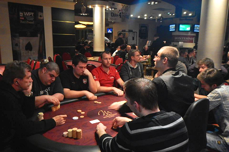A Montesino RedBet Open Main Event-en két magyar is a legjobb 10-ben az 1A nap után