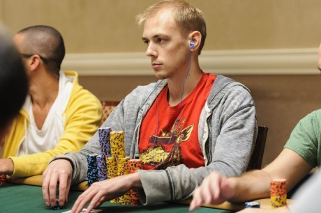 Stephen Chidwick Starts 2014 Atop of the UK GPI Rankings