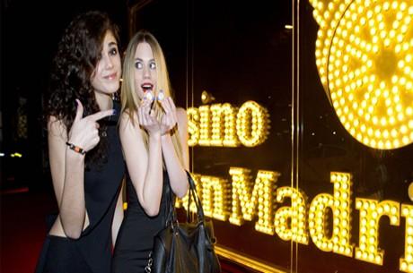 El cine y la magia presentes en la inauguración de Casino Gran Madrid-Colón