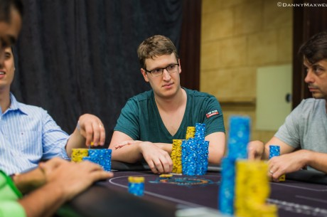 2014 PCA Main Event Day 3: Silver On Course For Gold