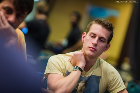 2014 PCA Main Event Day 4: Muur Leads Final 20; McDonald Eyes Second Title