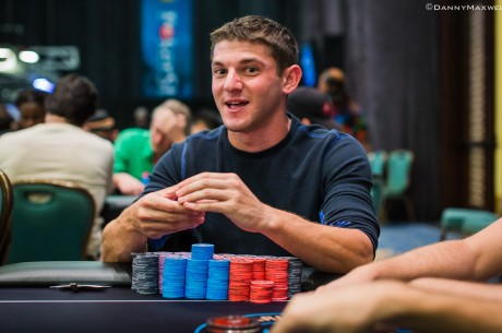 2014 PCA $25,000 High Roller Day 1: Jonathan Jaffe Leads
