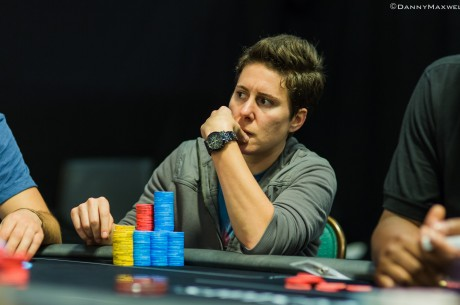 2014 PCA $25,000 High Roller Day 2: Defending Champion Vanessa Selbst Leads Final 14
