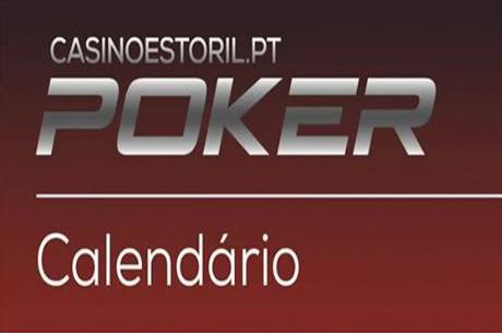 Calendário 2014 Casino Estoril/Lisboa