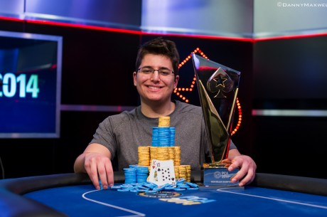 Jake Schindler Defeats Greg Merson To Win 2014 PCA $25,000 High Roller