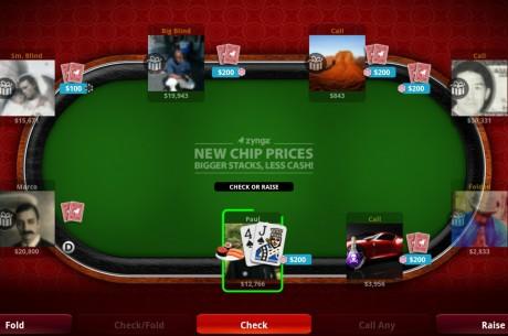 Naujiena iš Zynga - pokeris iš tikrųjų pinigų jau ir Facebook'e!