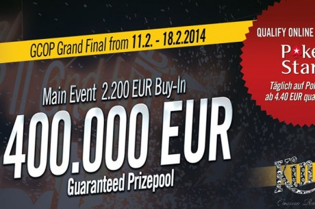 Mit PokerStars zum German Championship of Poker Grand Final
