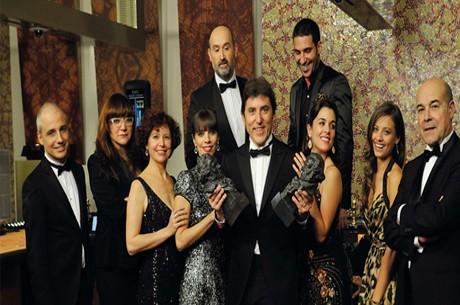 La nueva sede de Casino Gran Madrid Colón acogió el rodaje del anuncio de los Premios Goya