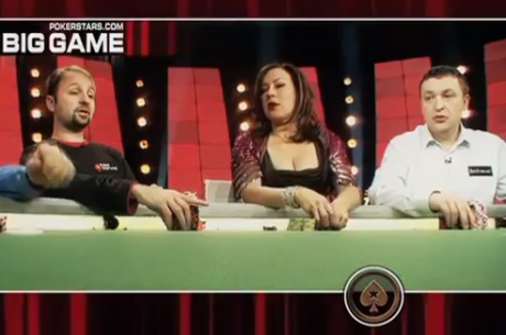 The Big Game 2 osa 23: Tony G saatis Hellmuthi minema, asemele tuli Negreanu