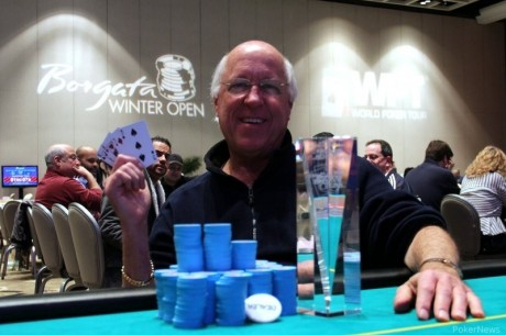 Borgata Winter Poker Open Day 6: Bracelet Winner David Arsht Wins $500 H.O.R.S.E. Event