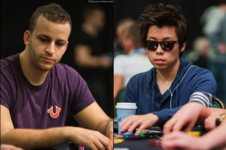 Sorel Mizzi and Joseph Cheong Chop Bellagio's $25,000 High Roller