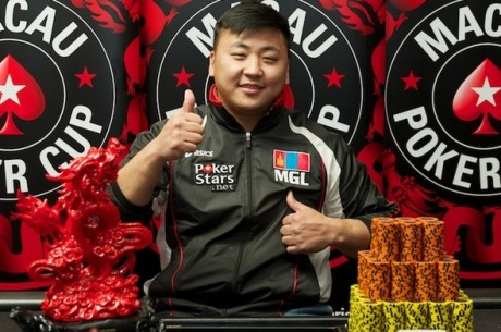 Buyanjargal Bold Wins MPC20 Red Dragon champion for HK$1,487,000