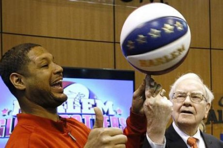 "Warren Buffet Offering a $1 Billion Prize for a Perfect ""March Madness"" Bracket"