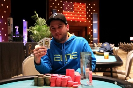 Borgata Winter Poker Open Day 8: Nicholas Immekus Wins Event #8 for $99,144