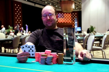 Borgata Winter Poker Open Day 9: Michael Tauman Takes Down Event #10