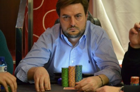 CNP de Valencia día 1A: Fernando Heredia empieza en lo más alto