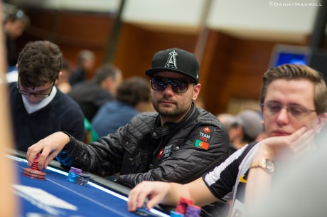 Lusos faturam no TCOOP & Henrique Pinho 6º no The Big $55 ($6k)