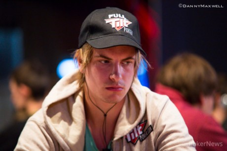 The Online Railbird Report: Blom Fuels Action on Way to Top of 2014 Leaderboard