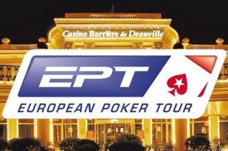 ¡Sigue en directo el Día 4 del EPT Deauville!