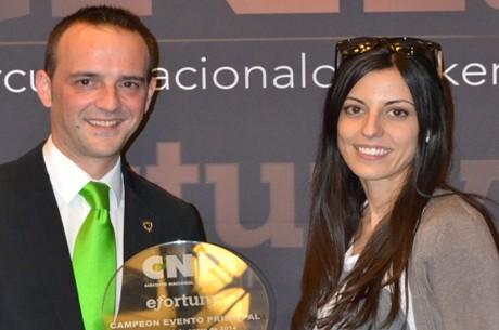 Lucía Navarro es la primera campeona del CNP de esta temporada