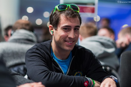 2014 PokerStars.fr EPT Deauville Main Event Day 1a: Chris Day Leads