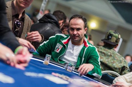 PokerStars.fr EPT Deauville Main Event Day 1b: Ayman Zbib Takes the Lead