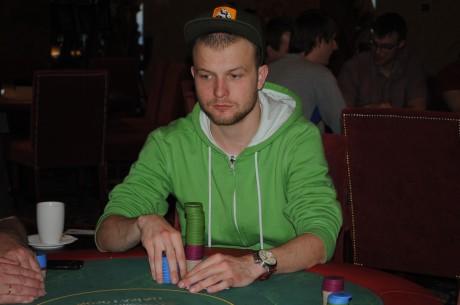 Aleksandras Rusinovas įveikė pirmąjį WPT Borgatą turnyro etapą