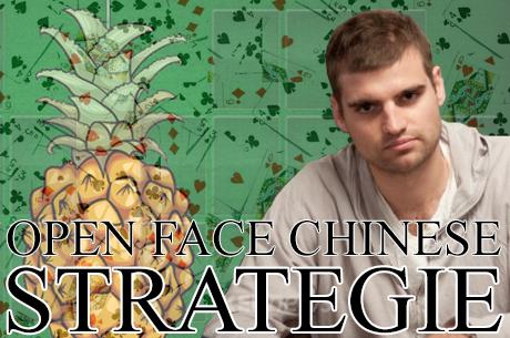 Open Face Chinese strategie met Nikolai Yakovenko - voorbeeldhand (deel 2)