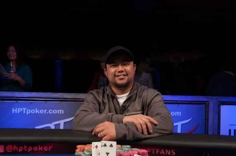 Exequiel Fernando Wins Heartland Poker Tour Thunder Valley Casino Resort for $179,020