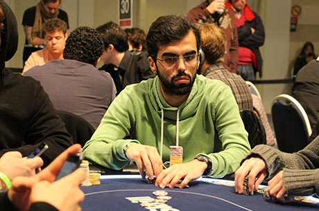 "Renato ""Leguito"" Almeida Lidera 5 Lusos no Dia 3 do ME PokerStars.fr European Poker..."