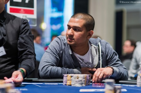 PokerStars.fr EPT Deauville Main Event Day 2: Zimnan Ziyard Second Overall