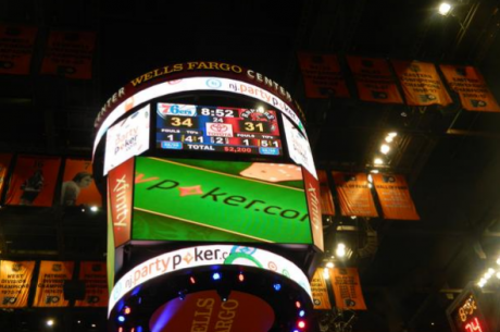 partypoker Begins Signage and Advertising Campaign at New Jersey Sport Arenas