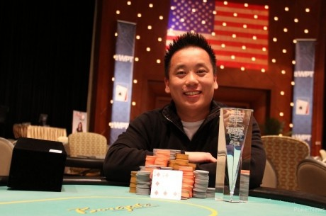 Borgata Winter Poker Open Day 15: Manh Nguyen Wins $400 Big Stack NLHE Re-Entry